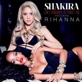 Shakira & Rihanna – Can't Remember To Forget You Şarkısı Türkçe Okunuşu