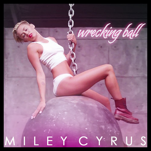 Miley Cyrus – Wrecking Ball Türkçe Okunuşu