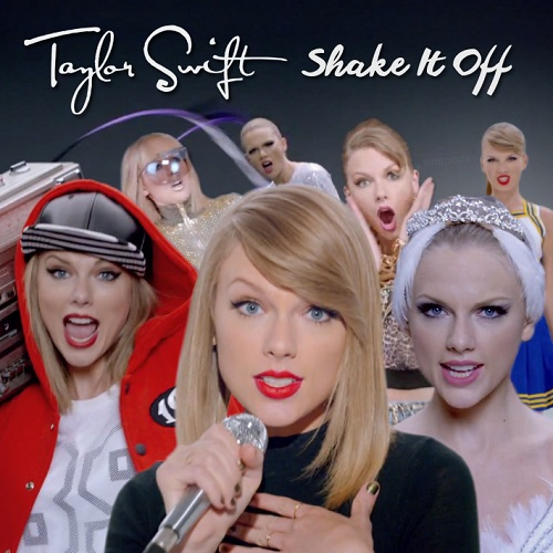 Taylor Swift – Shake It Off Türkçe Okunuşu