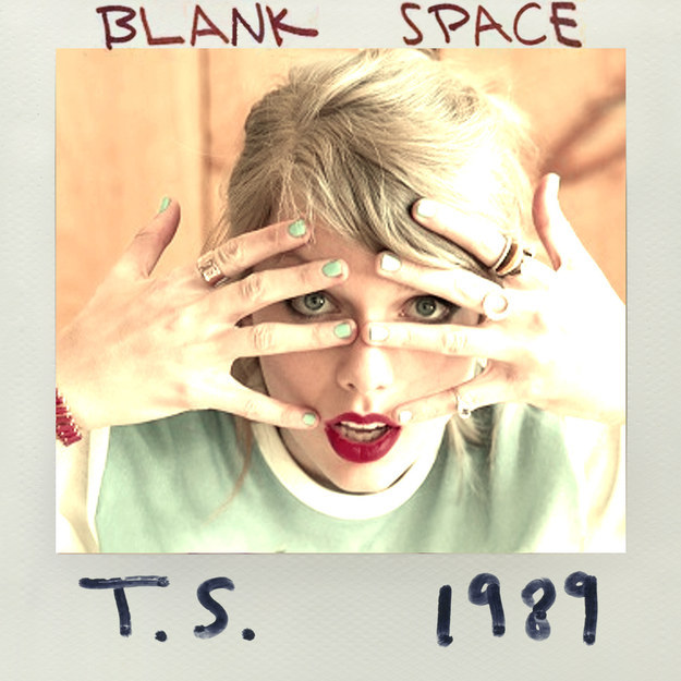 Taylor Swift Blank Space Cover | www.pixshark.com - Images Galleries With A Bite!