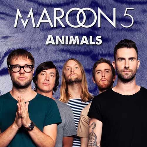 Maroon 5 – Animals Türkçe Okunuşu