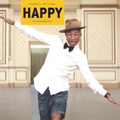 Pharrell Williams – Happy Şarkısı Türkçe Okunuşu