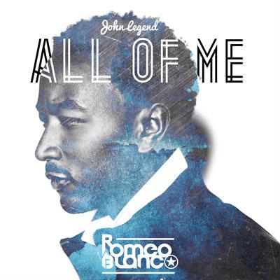 John Legend – All Of Me Şarkısı Türkçe Okunuşu