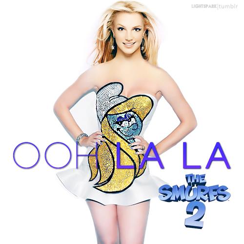 Britney Spears – Ooh La La Şarkı Sözü Türkçe Okunuşu
