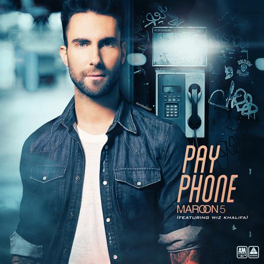 Maroon 5 – Payphone (ft. Wiz Khalifa) Türkçe Okunuşu