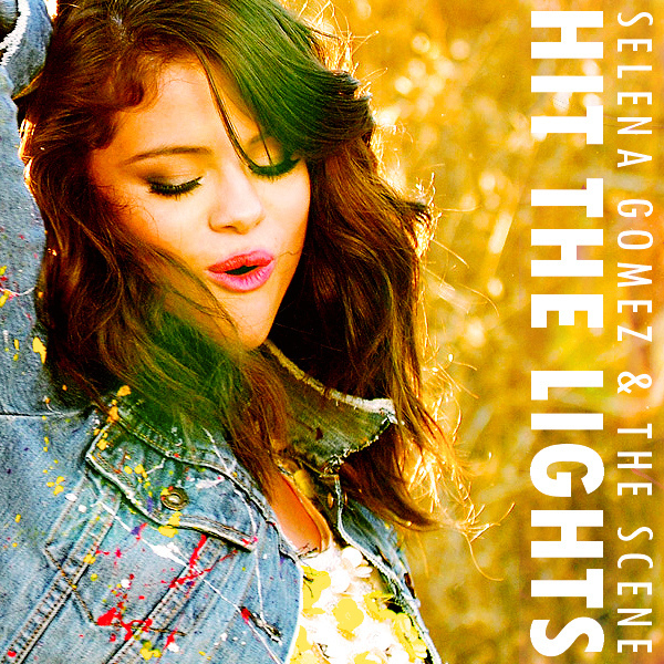Selena Gomez Hit The Lights- Turkce-Okunusu