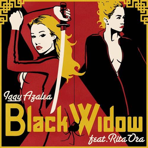 Iggy Azalea – Black Widow ft. Rita Ora Türkçe Okunuşu