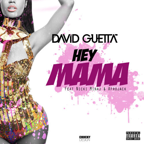 David Guetta ft Nicki Minaj – Hey Mama Türkçe Okunuşu