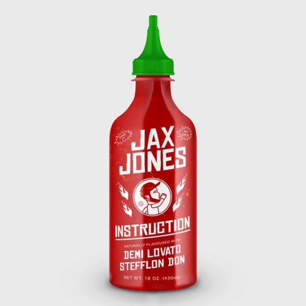 Jax Jones – Instruction ft. Demi Lovato, Stefflon Don Türkçe Okunuşu
