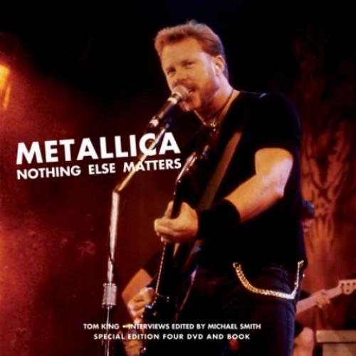 Metallica- Nothing Else Matters Türkçe Okunuşu